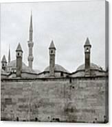 Ten Minarets Canvas Print