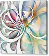 Tendrils 04 Canvas Print