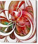 Tendrils 05 Canvas Print