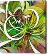 Tendrils 15 Canvas Print