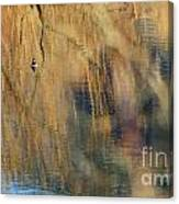 Floating In The Abstract 1 Canvas Print