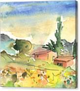 Tenerife Landscape 01 Canvas Print