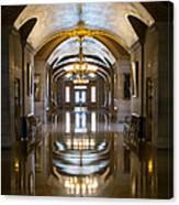 Hallways Canvas Print
