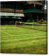 Tennis Hall Of Fame 2.0 Canvas Print