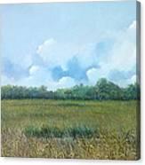 Tensegridad Canvas Print