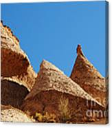 Tent Rocks Geology Canvas Print