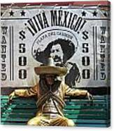 Tequila Museum Canvas Print