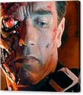 Terminator Canvas Print