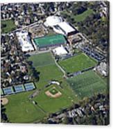 Terrence Murray Baseball Stadium Canvas Print