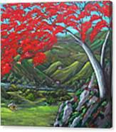 Tesoro De Mi Isla Canvas Print