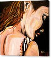 Tess Canvas Print