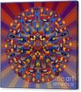 Tesserae 2012 Canvas Print