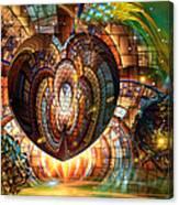 Tesserae Too Canvas Print