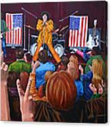 Testimonial Canvas Print