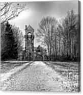 Testimonial Gateway Tower Canvas Print