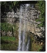Tews Falls Canvas Print