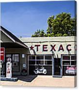 Texaco Nm Canvas Print
