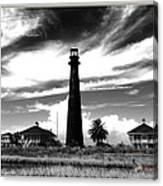 Texas Lighthouse Canvas Print