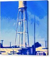 Texas Radio Canvas Print