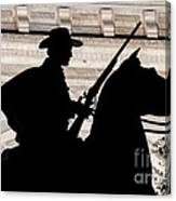 Texas Ranger Canvas Print
