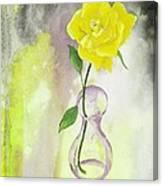 Texas Rose Canvas Print