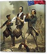 Texas Spirit Canvas Print