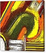 Textural 195 Canvas Print