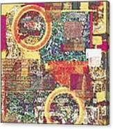 Textural 210 Canvas Print