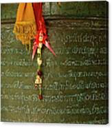 Thai Bell Canvas Print