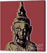 Thai Buddha #1 Canvas Print