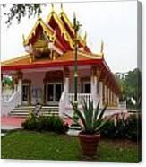 Thai Buddhist Temple IIi Canvas Print