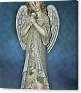 Thank You My Angel Canvas Print