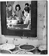 Thanksgiving, 1940 Canvas Print