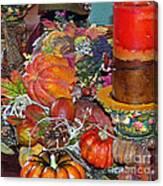 Thanksgiving Remembrance Canvas Print