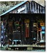 That Old Shack Canvas Print