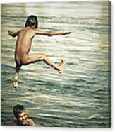 That Was A Great Day Canvas Print