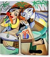 Thats Amora Canvas Print