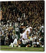 The 100th Rose Bowl Game - Stanford V Canvas Print