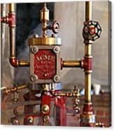 The Acme Steam Engine Canvas Print