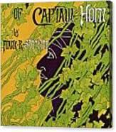 The Adventures Of Captain Horn 1895 Canvas Print
