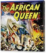 The African Queen  Canvas Print