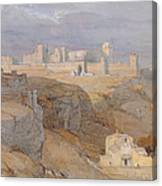 The Alcazar Of Carmona, Andalucia Canvas Print