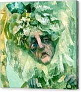 The Alchemist Of Oz Canvas Print