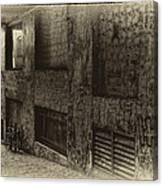 The Alibi Room - Seattle Canvas Print