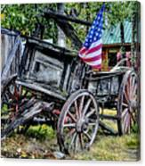 The American West Canvas Print