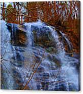 The Amicalola Waterfall Canvas Print