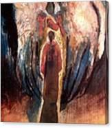 the Announciation Canvas Print