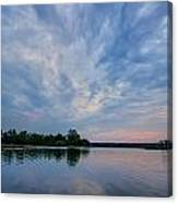 The Approaching Storm Canvas Print