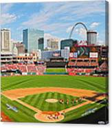 The Arch In The Outfield Canvas Print