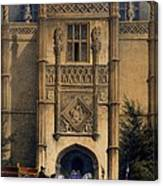 The Arch, Montacute House, Somerset Canvas Print